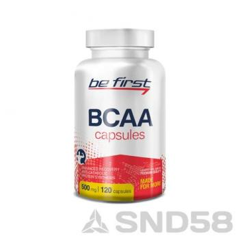 Be First BCAA Capsules (BCAA)