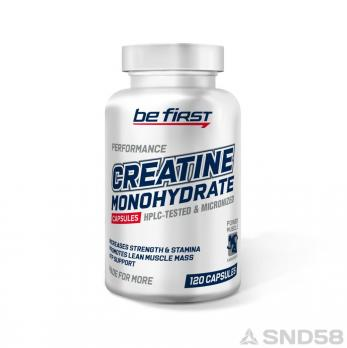 Be First Creatine Capsules (Креатин)