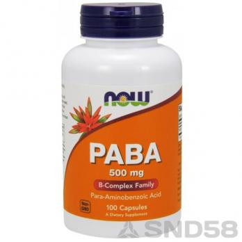 NOW PABA (B-10)