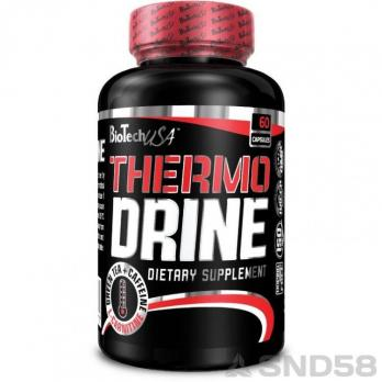 BioTech Thermo Drine Complex (Жиросжигатель)
