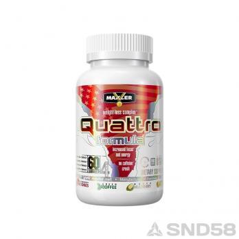 Maxler Quattro formula (Жиросжигатель)