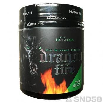 Invitro Labs Dragon Fire (Предтрен. компл.)