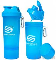 SmartShake Шейкер Slim 500 мл