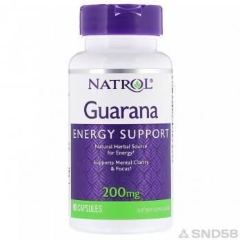 Natrol Guarana (Энергетик)