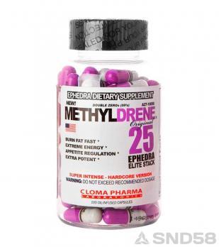 ClomaP Methyldrene Elite (Жиросжигатель)