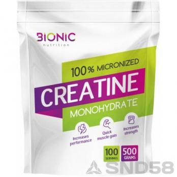 Bionic Creatine powder (Креатин)