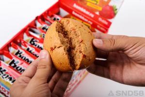 Bombbar Печенье протеиновое неглазированное_1