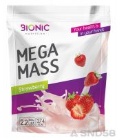 Bionic Mega Mass Gainer (Гейнер)