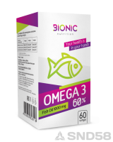 Bionic Omega 3 60% (Жирные кислоты)