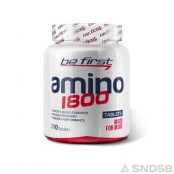 Be First Amino 1800 (Аминокислоты)