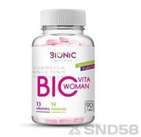 Bionic Bio Woman (Витамины)