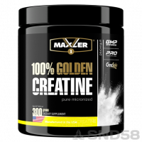 Maxler 100% Golden Micronized Creatine (Креатин моногидрат)