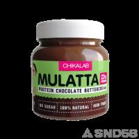 Chikalab Mulatta Шоколадная паста с фундуком