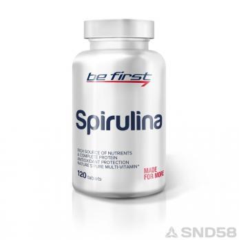 Be First Spirulina
