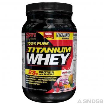 SAN 100% Pure Titanium Whey (Протеин)