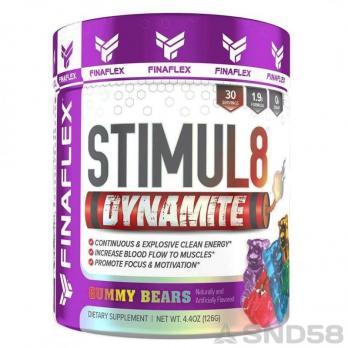Finaflex Stimul8 (Предтрен. компл.)