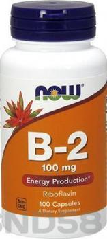 NOW B-2 (Витамины)
