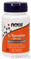 NOW L-Tyrosine (L-тирозин)