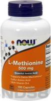 NOW L-Methionine (L-метионин)