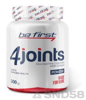 Be First 4 Joints Powder (Хондропротектор)