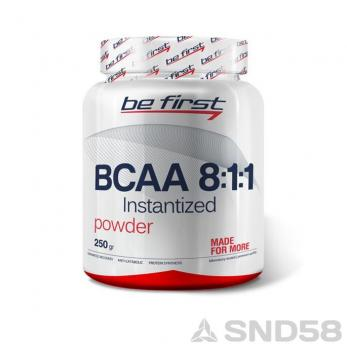 Be First BCAA 8:1:1 powder (BCAA)