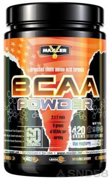 Maxler BCAA Powder (BCAA)