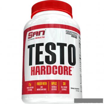 SAN Testo Hardcore (Тестостерон бустер)
