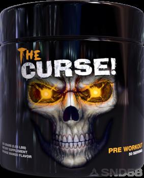 Cobra The Curse (Предтрен. компл.)