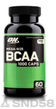 ON BCAA 1000 Caps (BCAA)