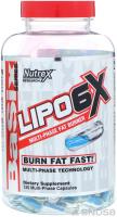 Nutrex Lipo-6X (Жиросжигатель)