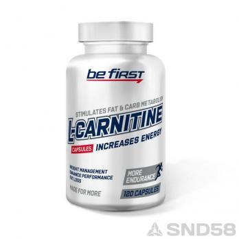 Be First L-Carnitine Capsules