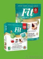 FitParad Заменитель сахара N10 на основе эритрита