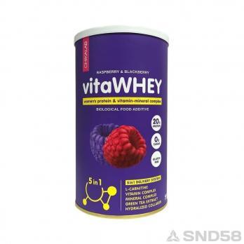 Chikalab Vita Whey коктейль протеиновый витаминизированный