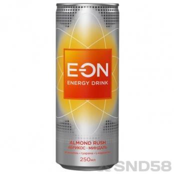 Напиток E-ON Energy энергетический сильногаз.
