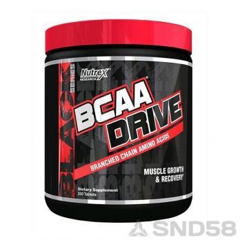 Nutrex BCAA Drive Black (BCAA)