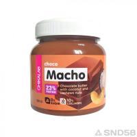 Chikalab Macho Шоколадная паста с кокосом и кешью_1