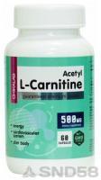 Chikalab Acetyl L-Carnitine