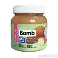 Chikalab Bomb паста миндальная с кокосом