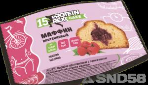 Protein Rex Маффин протеиновый с пониженной калорийностью