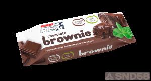 Protein Rex Пирожное протеиновое Брауни