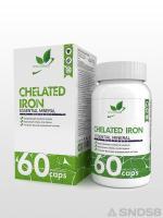 NaturalSupp Chelated Iron (Желозо)
