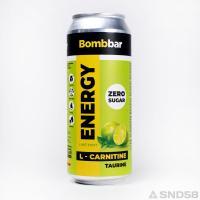Bombbar Energy Энергетический напиток + L-carnitine