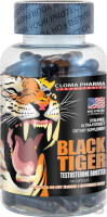 Cloma Pharma Black Tiger (Тестобустер)