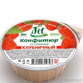 FitParad Десерт фруктовый конфитюр