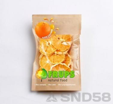 Frups Апельсин (фруктовые чипсы)