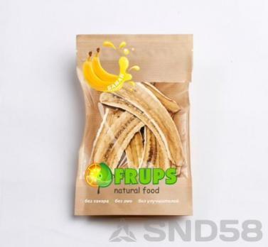 Frups Банан (фруктовые чипсы)