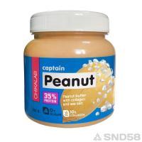 Chikalab Peanut Арахисовая паста с морской солью