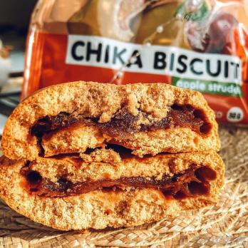 Chikalab Печенье с начинкой Chika Biscuit