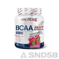 Be First BCAA RTX powder