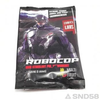 Comics Labs Robocop (Предтрен)